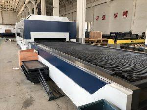 ફાઇબર લેસર કટીંગ મશીન 3000 મીમી × 1500 મીમી