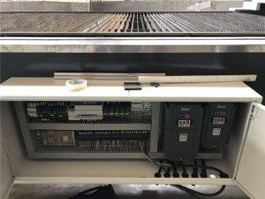 હાઇ પાવર એસએસ લેસર કટીંગ મશીન સંપૂર્ણપણે બંધ પ્રકારનું કમ્પ્યુટર ઓપરેશન