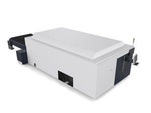 મેટલ શીટ / ટ્યુબ્સ industrialદ્યોગિક લેસર કટીંગ મશીન ડ્યુઅલ મોટર હાઇ એન્ડ સીએનસી સિસ્ટમ