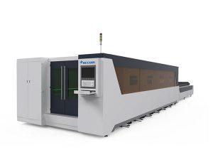 મેટલ પ્રોસેસિંગ industrialદ્યોગિક લેસર કટીંગ મશીન સંપૂર્ણ કવર કરેલ પ્રકાર 1000 ડબ્લ્યુ