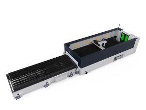 ઉચ્ચ ચોકસાઇ મેટલ ફાઇબર લેસર કટીંગ મશીન 500 ડબલ્યુ રાયકુલ્સ હેડ કટીંગ