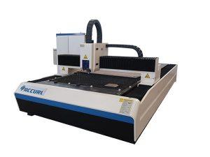 હળવા સ્ટીલ પ્લેટ / આયર્ન પ્લેટમાં 2000 ડબલ્યુ ફાઇબર લેસર કટીંગ મશીન વપરાય છે
