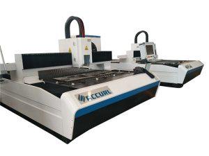 મેટલ શીટ industrialદ્યોગિક લેસર કટીંગ મશીન 500 ડબલ્યુ એન્ક્લોઝર પ્રોટેક્શન