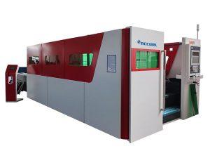1000 ડબલ્યુ મેટલ પાઇપ ફાઇબર લેસર કટીંગ મશીન