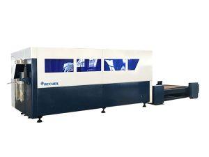 સિંગલ પ્લેટફોર્મ સીએનસી ફાઇબર લેસર કટીંગ મશીન, મેટલ શીટ કટર