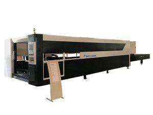 1.5 કેડબલ્યુ industrialદ્યોગિક સીએનસી લેસર કટીંગ મશીન / ઉપકરણો 380 વી, 1 વર્ષની વyરંટિ
