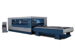 સીએનસી મેટલ industrialદ્યોગિક લેસર કટીંગ મશીન 380 વી / 50 હર્ટ્ઝ 1 કેડબલ્યુ 1.5 કેડબલ્યુ લેસર સ્રોત
