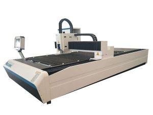8 મીમી સ્ટીલ સ્ટ્રક્ચરવાળા એલ્યુમિનિયમ પાઈપો અને શીટ્સ 3 ડી લેસર કટીંગ મશીન