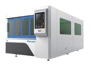 1070nm તરંગલંબાઇ industrialદ્યોગિક લેસર કટીંગ મશીન / ફાઇબર લેસર કટીંગ મશીનો