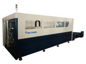 પાણી ઠંડક સાથે 700-2000w ફાઇબર મેટલ લેસર કટીંગ મશીન