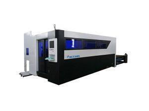 કાર્બન સ્ટીલ માટે 500 ડબલ્યુ ફાઇબર લેસર કટીંગ મશીન