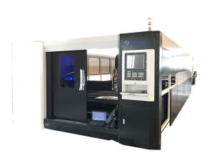સ્ટેનલેસ સ્ટીલ માટે મેટલ શીટ સ્ટીલ ફાઇબર લેસર કટીંગ મશીન