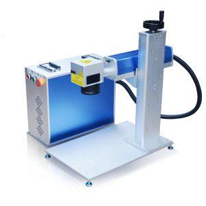 ફાઇબર લેસર કોતરણી મશીન 10 મીટર મશીન બોડી ડિઝાઇન